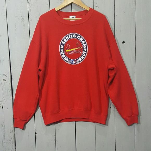 c45a614b Vintage St Louis Cardinals Sweater